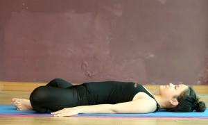 supthbhadrasana  praveen yoga